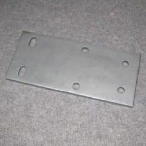 Weld on Mounting Plate All Models